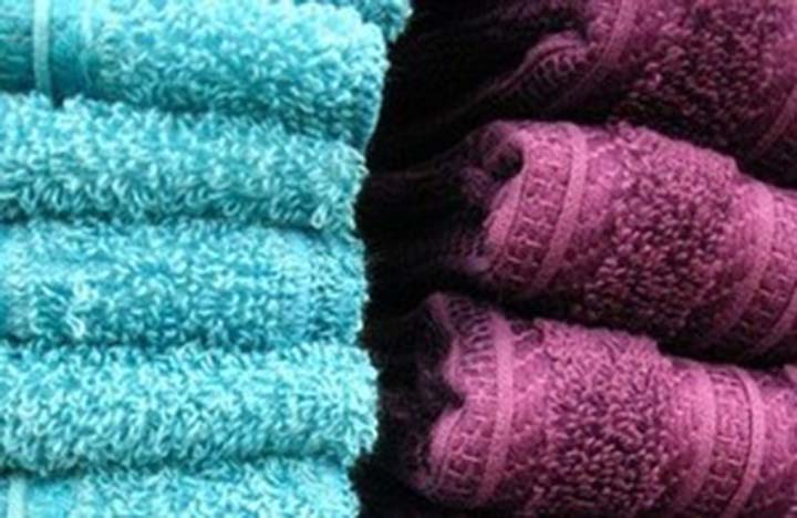 How to refresh your towels from unOriginalMom