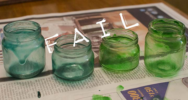 Baby food jar FAIL