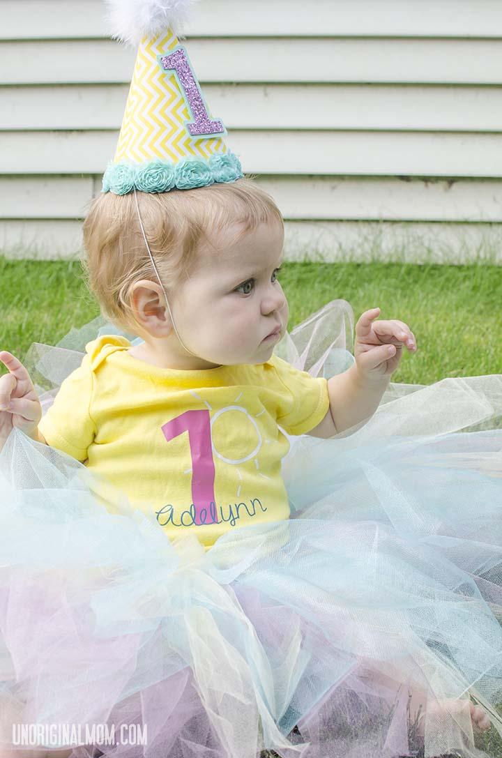1st Birthday Outfit | unOriginalMom.com