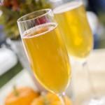 Spiked Sparkling Cider