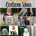 15 Last Minute DIY Costume Ideas
