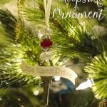 House Key Keepsake Ornament