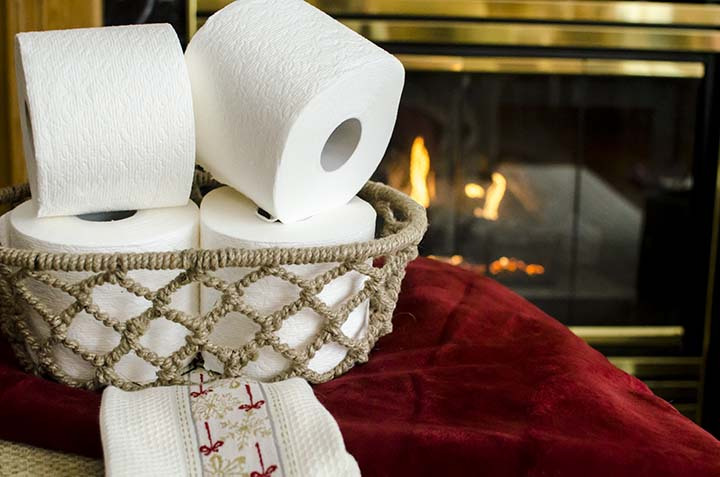 Cottonelle Triple Roll for Holiday Entertaining #CottonelleHoliday #PMedia #ad