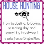 House Hunting Tips: On the hunt!