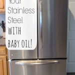 How to Shine Your Stainless Steel Appliances!