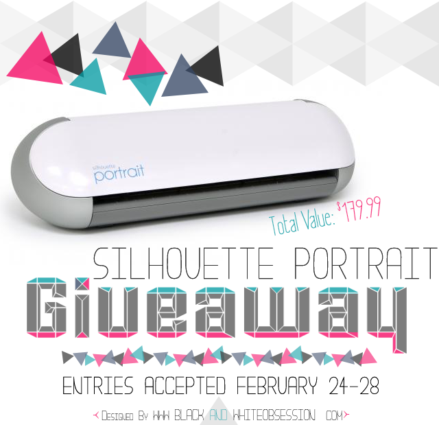 Win a Silhouette Portrait! February 24-28 on unOriginalMom.com