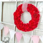 No-Sew Interchangeable Fabric Bunting