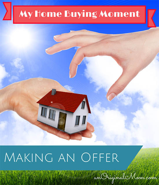 My story about buying a house - the suspense and anxiety of making an offer!  #sponsored #Trulia #homebuyingmoments