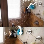 How to Keep Your Shower Clean – Rain-X on Shower Glass!