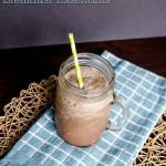 3 Ingredient Mocha Frappe with Carnation Breakfast Essentials