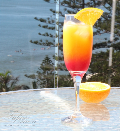15 Summer Mocktails - Virgin Tequila Sunrise