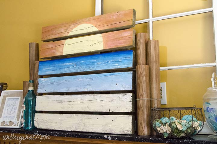 diy painting pallets 2