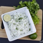 Cilantro Lime Rice with Success Basmati Rice