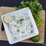 Cilantro Lime Rice with Success Basmati Rice
