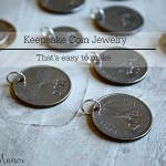 Keepsake Coin Jewelry {Guest Post}