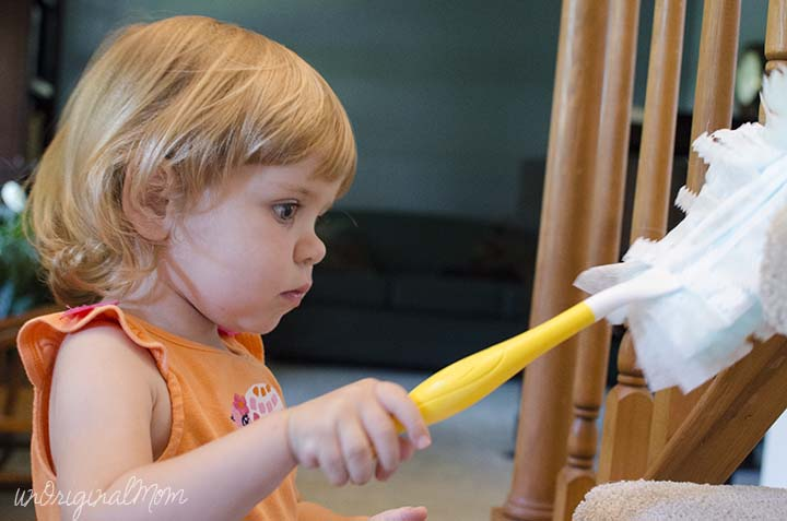 Spark The Swiffer Effect Cleaning Made Easy Unoriginal Mom