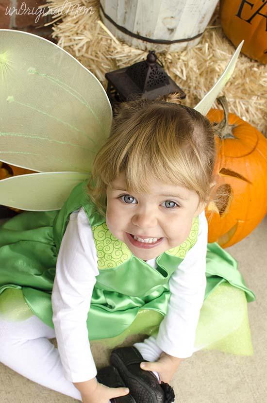 Toddler Tinkerbell Costume Unoriginal Mom
