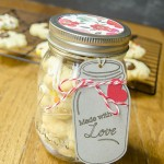 Mason Jar Gift Tags with your Silhouette