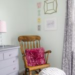 Big Girl Room Sneak Peek – decorating with Pillows and Poufs!
