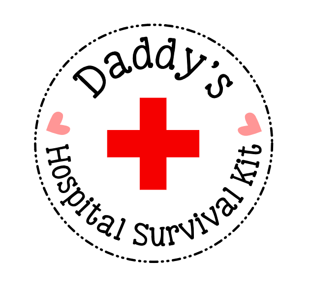 Daddy S Hospital Survival Kit With Free Printable Unoriginal Mom