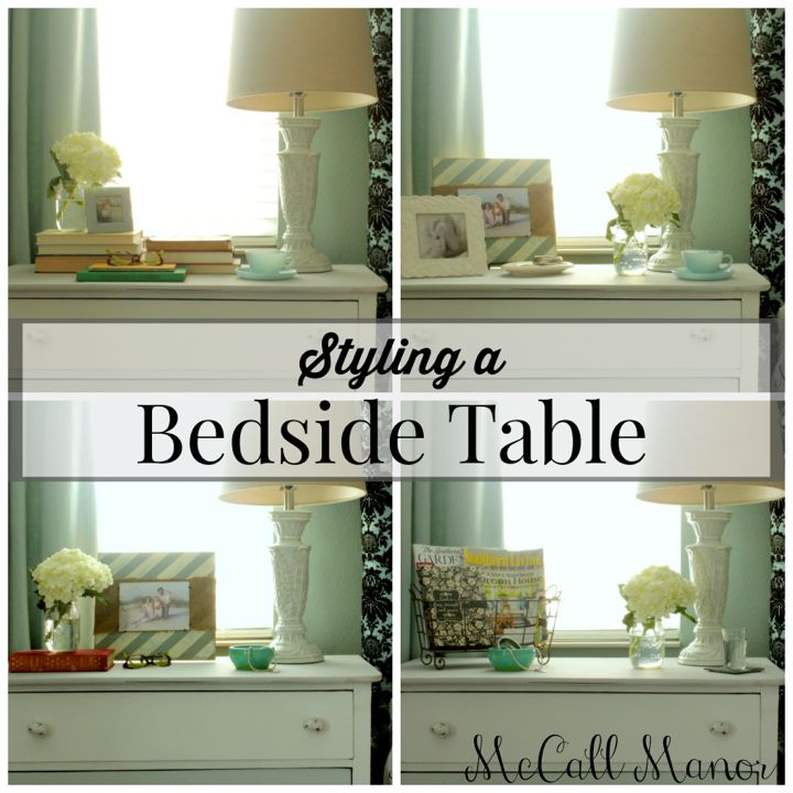 how to style a bedside table great practical ideas for simple styling