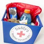 Daddy's Hospital Survival Kit with Free Printable