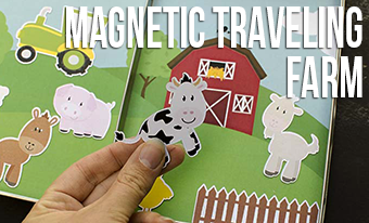 Magnetic Traveling Farm