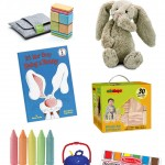 Non Candy Easter Basket Ideas for Toddlers