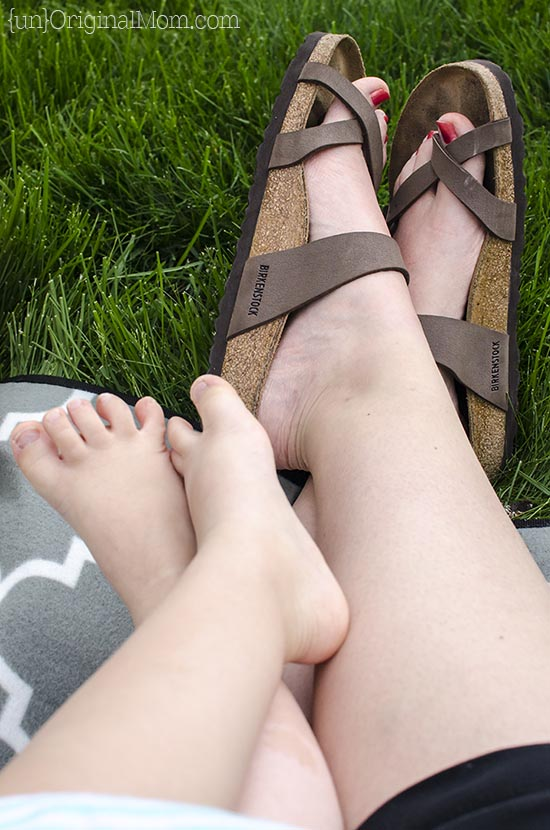 A Day in My Shoes - confessions of mundane monotony from a young mom