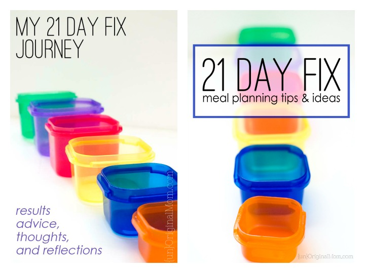 21 day fix series from a NON beachbody coach - great thoughts and tips without a sales perspective!