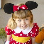 The Perfect DIY Minnie Mouse Costume