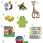 10 Stocking Stuffers for Babies