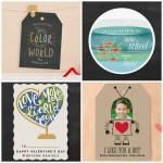 Unique and Fun Kids Valentines Day Cards – and a Giveaway!