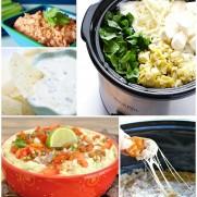 20 Delicious Crock Pot Dip Recipes