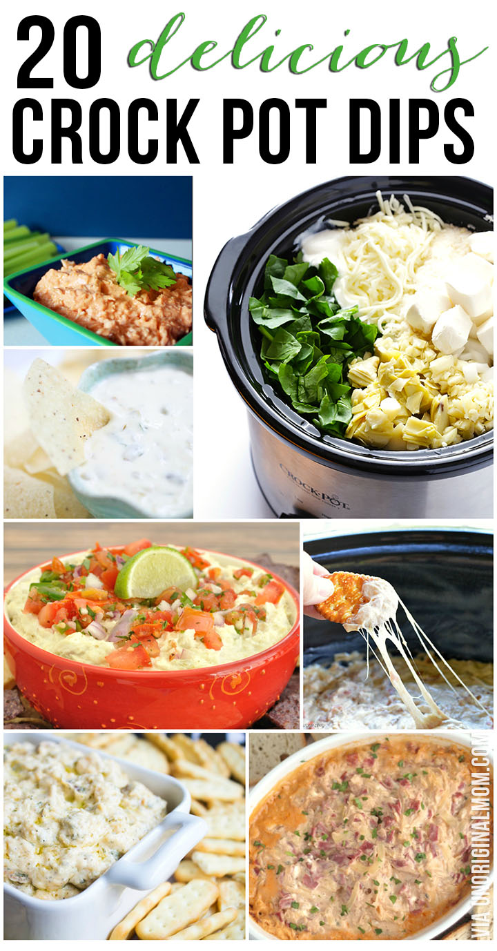 Foods You Can Put In A Crock Pot