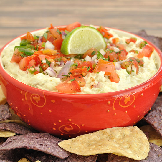 20 Delicious Crock Pot Dip Recipes - perfect for easy game day appetizers and entertaining!