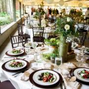 Details from a DIY Woodland Wedding