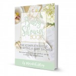 Announcing…The Baby Shower Book!