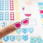 Summer Planner Stickers for your Silhouette