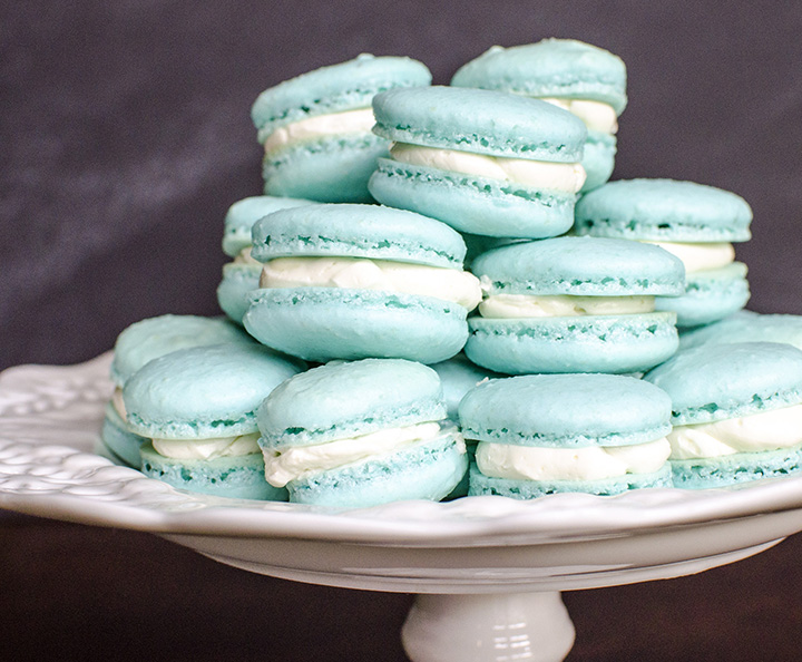 Fail proof way to make macarons - if I can do it, you can do it!!