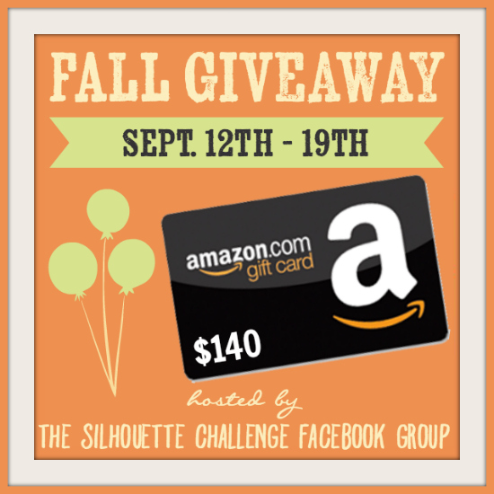 Win a $140 Amazon Gift Card!