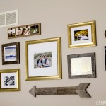 Our Living Room Gallery Wall