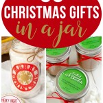 30 Christmas Gifts in a Jar
