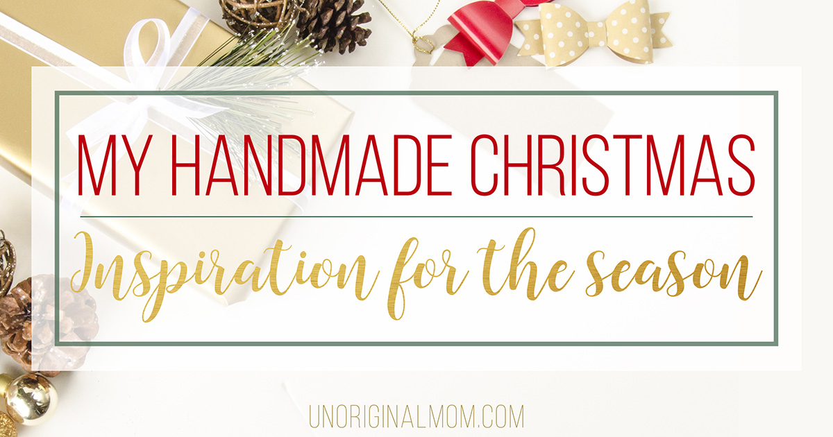 Amazing collection of handmade Christmas gift ideas, plus tips and tricks to stay organized through hand making all your Christmas gifts! So many great ideas!