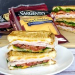 Southwest Turkey Grilled Cheese Sandwich