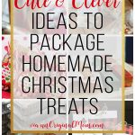 15 Cute & Clever Ways to Package Christmas Treats