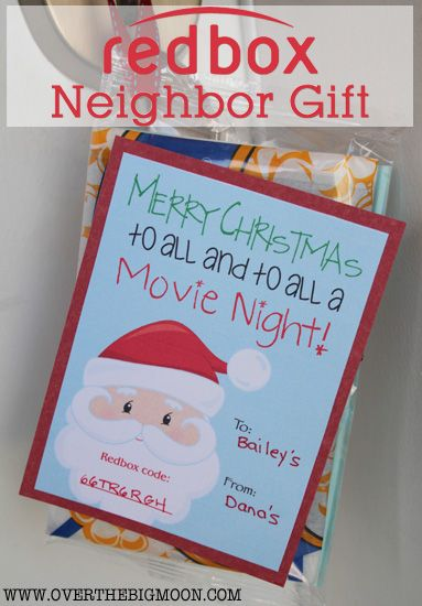 Redbox Gift Card Ideas - Gift Ftempo