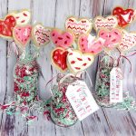 Valentine's Day Cookie Bouquets