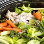 Rotisserie Chicken Crock Pot Chicken Stock