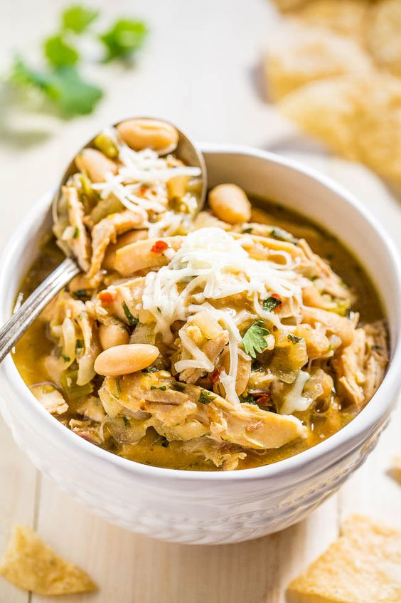 15 delicious soup recipes you can throw together with leftover rotisserie chicken or shredded chicken breast - it makes the prep faster and the soup tastier!   rotisserie chicken   shredded chicken   rotisserie chicken soup   leftover rotisserie chicken